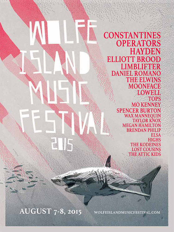 Wolfe Island Music Festival Gets Constantines, Operators, Hayden for 2015 Edition