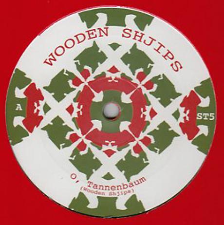 Wooden Shjips - Holiday Cassingle