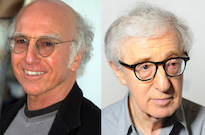 "Larry David Loved Woody Allen's Memoir: ""It's Hard to Walk Away Thinking That This Guy Did Anything Wrong"""