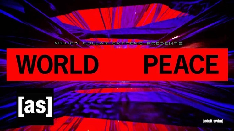 "Adult Swim Cancels Controversial ""Alt-Right"" Show 'Million Dollar Extreme Presents World Peace'"