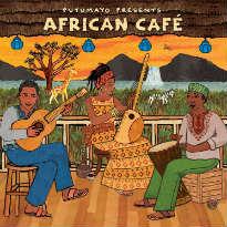 Various Putumayo Presents: African Café