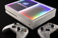 The Chainsmokers Have Created a Horrifying Custom Xbox One