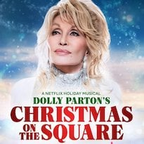 Dolly Parton Is Getting a Christmas Movie to Go Along with Her Christmas Album