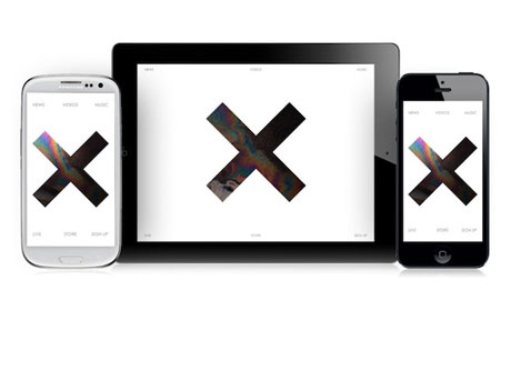 The XX Release Free Mobile App for 'Coexist'