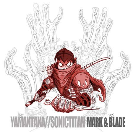 Yamantaka // Sonic Titan Contribute to 'Mark of the Ninja' Videogame, Prep Side-Scroller of their Own