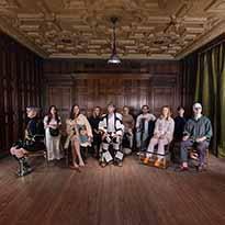 Yes We Mystic Ten Seated Figures