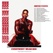 YG Maps Out North American Tour