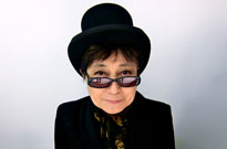 Yoko Ono Gets Death Cab for Cutie, tUnE-yArDs for 'Yes I'm a Witch' Sequel