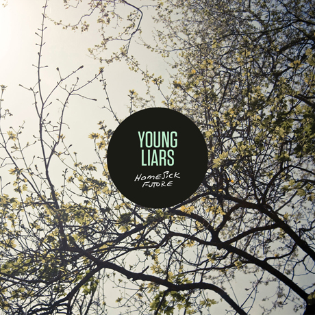 Young Liars'Homesick Future' (EP stream)