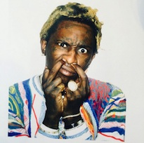 Young Thug Announces Debut Album: \'Hy!�UN35\'