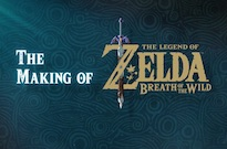 Watch a 30-Minute Documentary About the Making of 'The Legend of Zelda: Breath of the Wild'