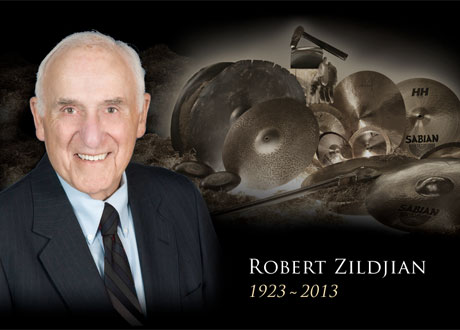 Sabian Cymbals Founder Robert Zildjian Dies at 89