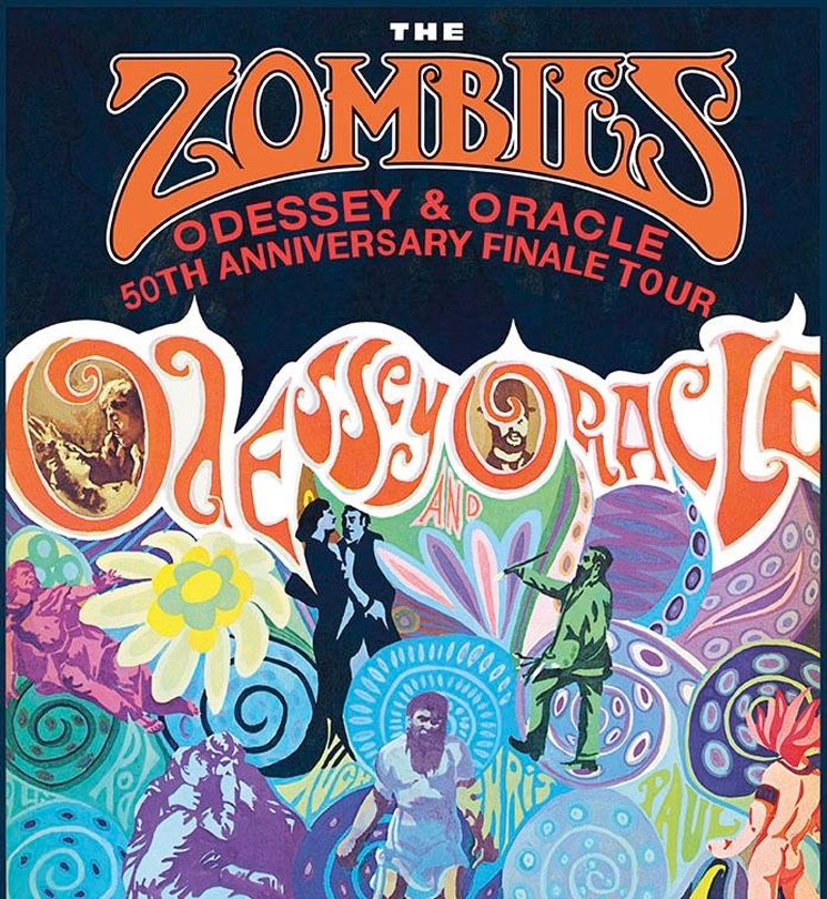 Zombies Odessey And Oracle Tour