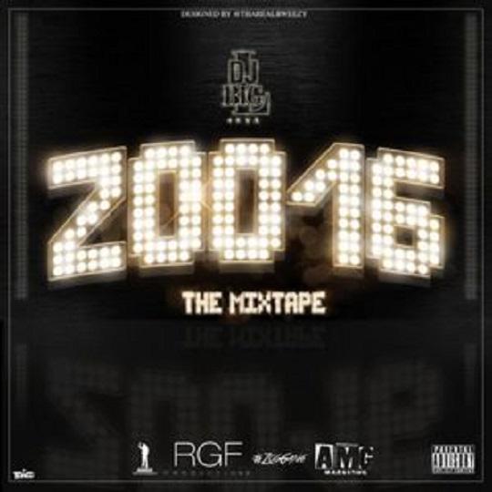 Fetty Wap 'Zoo 16: The Mixtape' /